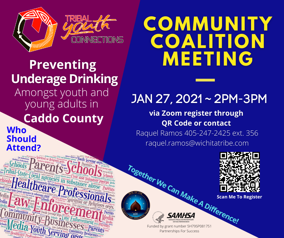 Community coalition meeting