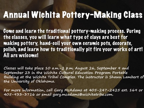 2017 Pottery Workshop