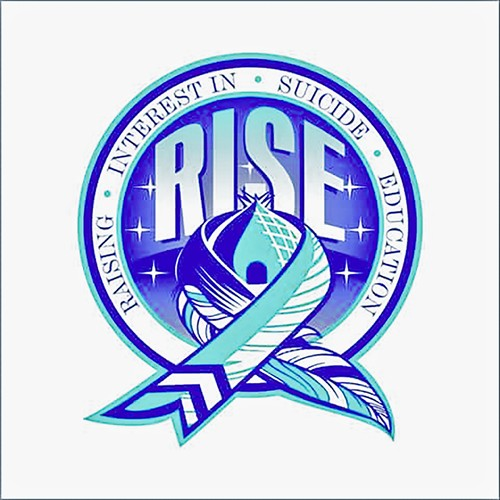 RISE RIBBON LOGO