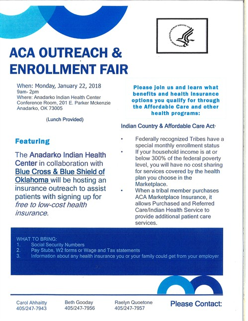 ACA Enrollment Fair