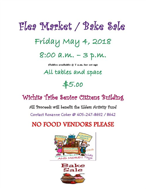 Elders Flea Market May 2018
