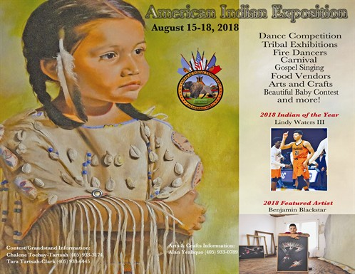2018 American Indian Expo