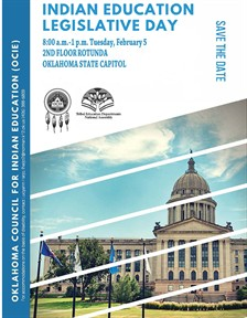 Indian Education Legislative Day