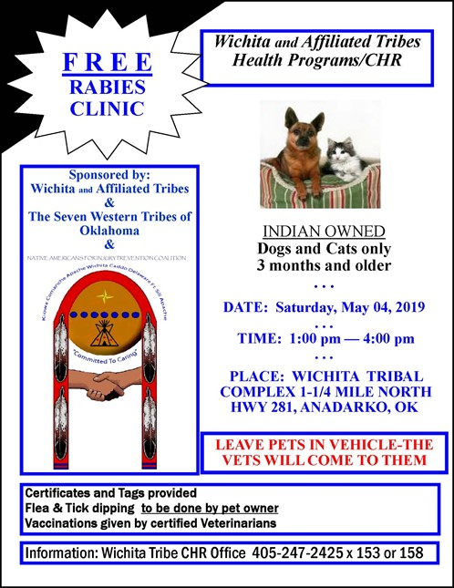 May 2019 Rabies Clinic