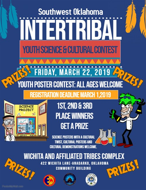 Southwest Oklahoma Intertribal Youth Science & Cultural Poster Contest