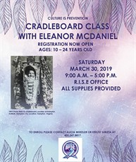 Cradleboard Flyer