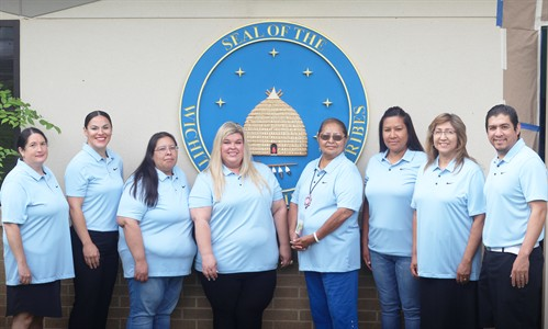 Health Services Staff May 2019