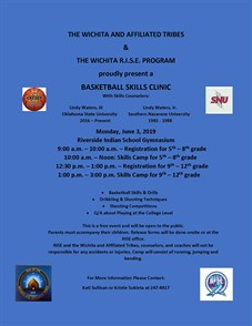 Waters Family Basketball Clinic
