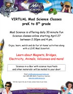 Kid's Science Classes