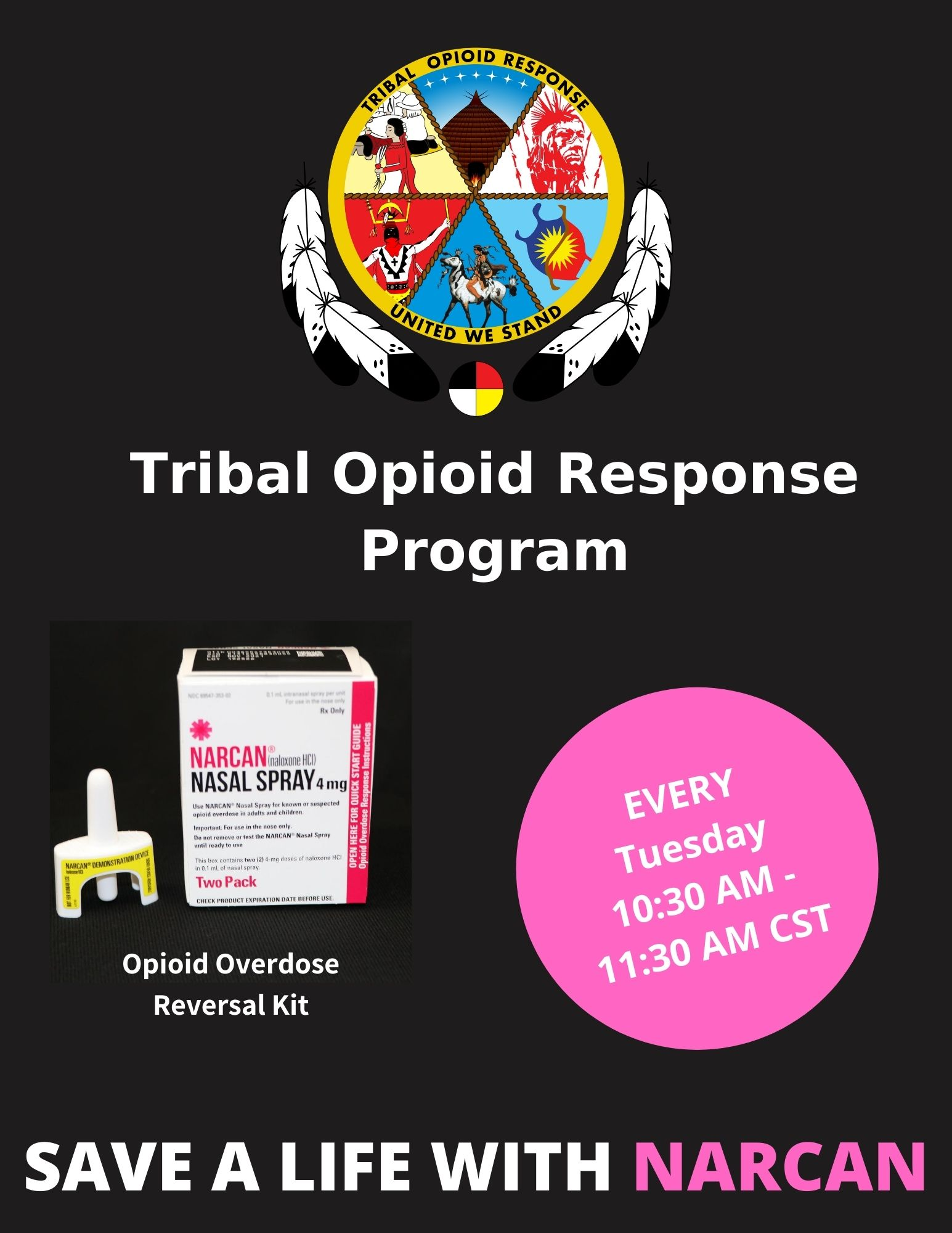 Tribal Opioid Response Program