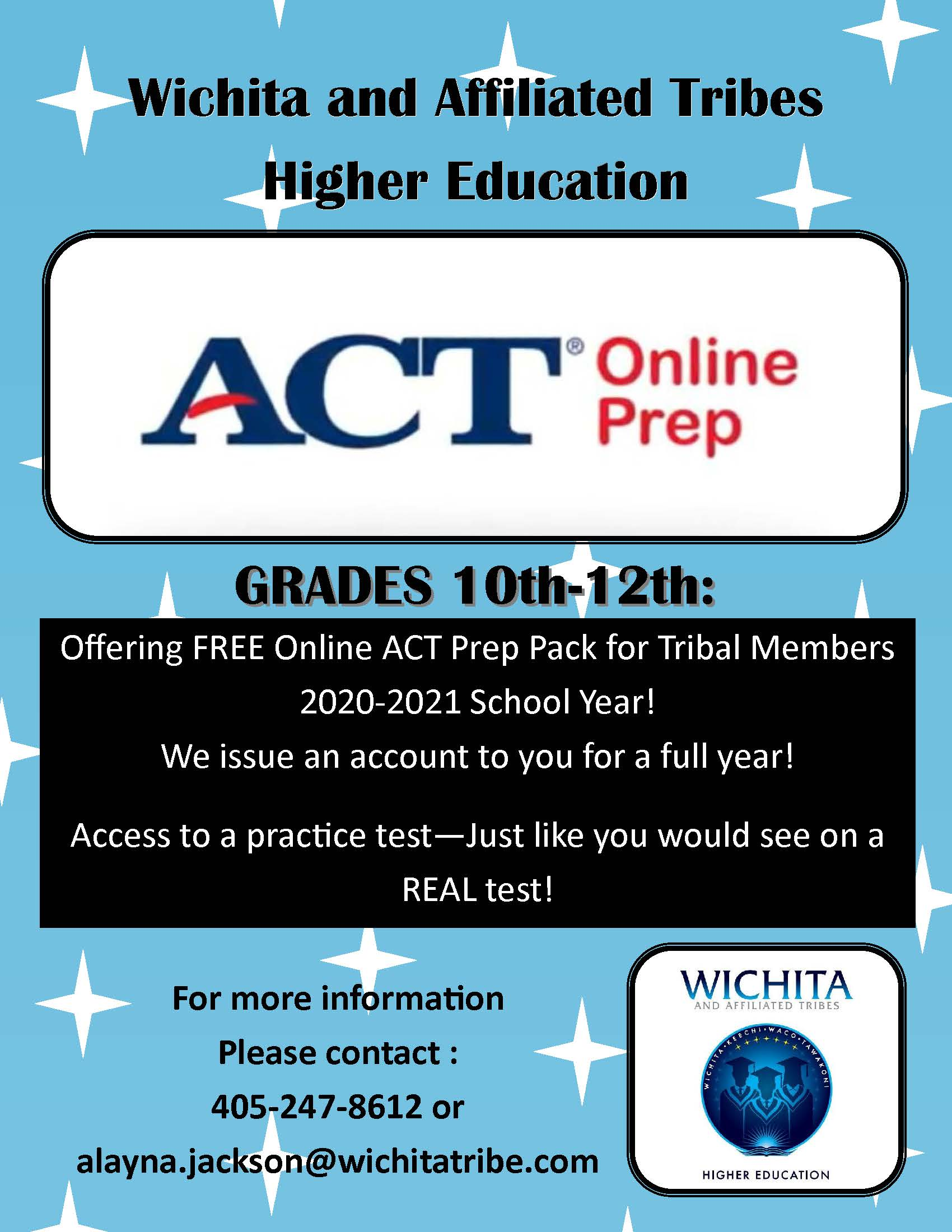 Free ACT Online Prep Pack