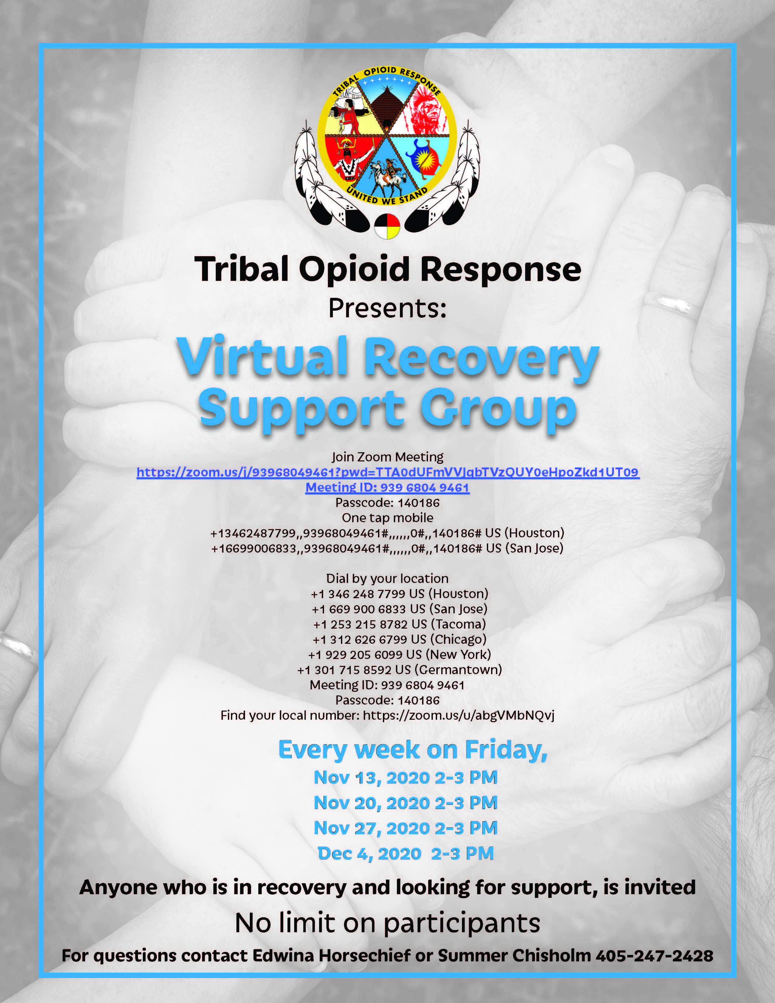 virtual recovery support